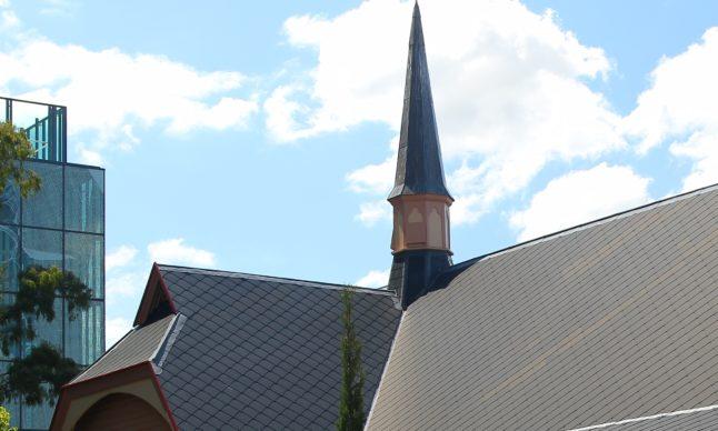 Christ Church Milton IMAGE Egil Gausel