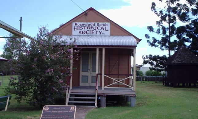 Rosewood Scrub Historical Society