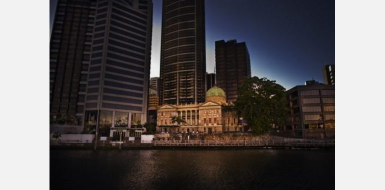 Customs House from River