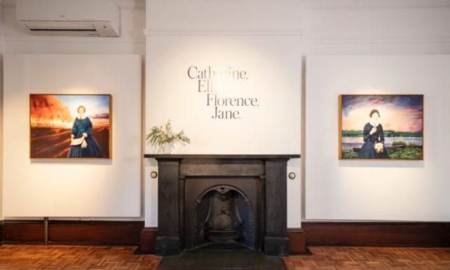 Catherine, Ellen, Florence, Jane.