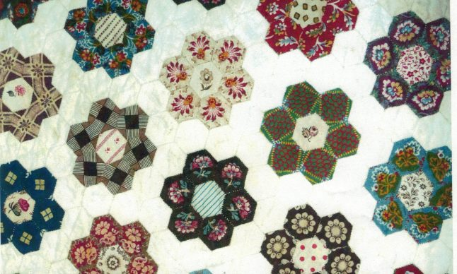 Page Quilt 1821