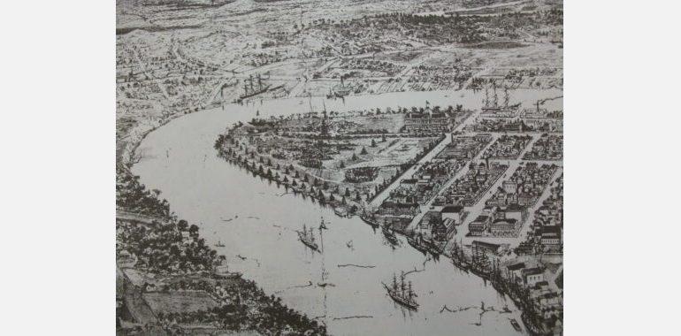 Garden Point July 1881