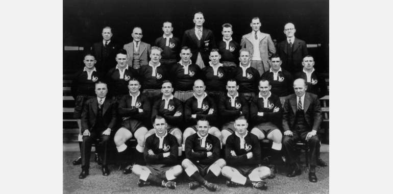 Queensland team 1941