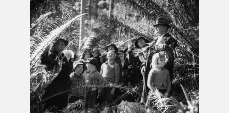 School-excursion-on-Mount-Tamborine,-1935_2600x1800