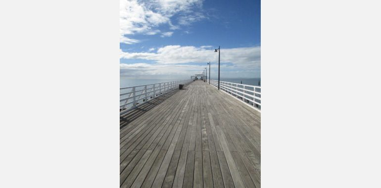 Shorncliffe Pier today