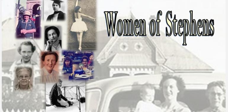 Women of Stephens